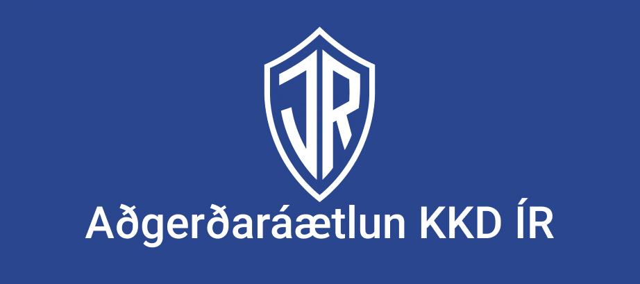 Aðgerðaráætlun KKD. ÍR.